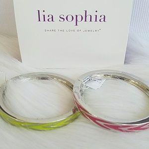 Lia Sophia Women's Stretch Bracelets NWT